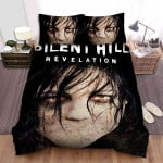 Silent Hill: Revelation Movie Creepy Eyes Image Bed Sheets Spread Comforter Duvet Cover Bedding Sets