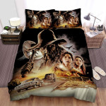 Jeepers Creepers Movie Poster 2 Bed Sheets Spread Comforter Duvet Cover Bedding Sets