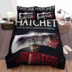 Hatchet Poster 4 Bed Sheets Spread Comforter Duvet Cover Bedding Sets