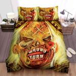 Wrong Turn (I) Face Art Bed Sheets Spread Comforter Duvet Cover Bedding Sets