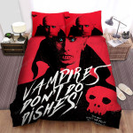 What We Do In The Shadows Movie Poster Iii Photo Bed Sheets Spread Comforter Duvet Cover Bedding Sets