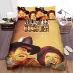 Rooster Cogburn Poster 6 Bed Sheets Spread Comforter Duvet Cover Bedding Sets