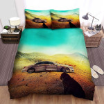 Cujo Sky Background Bed Sheets Spread Comforter Duvet Cover Bedding Sets