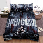 Open Grave Scared Bed Sheets Spread Comforter Duvet Cover Bedding Sets
