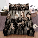 Nightwish Band Pose Bed Sheets Spread Comforter Duvet Cover Bedding Sets