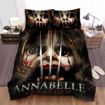 Annabelle: Creation Movie Poster Xi Photo Bed Sheets Spread Comforter Duvet Cover Bedding Sets