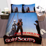 Goin' South Movie Poster 2 Bed Sheets Spread Comforter Duvet Cover Bedding Sets