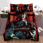 Annabelle: Creation Movie Poster Ii Photo Bed Sheets Spread Comforter Duvet Cover Bedding Sets