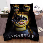 Annabelle: Creation Movie Poster Vii Photo Bed Sheets Spread Comforter Duvet Cover Bedding Sets