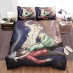 Star Vs. The Forces Of Evil Star Butterfly Hugging Macro Bed Sheets Spread Duvet Cover Bedding Sets