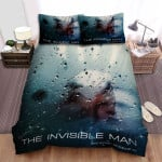 The Invisible Man (I) (2020) Poster Movie Poster Bed Sheets Spread Comforter Duvet Cover Bedding Sets Ver 2