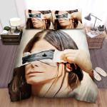 Bird Box (2018) Wallpaper Movie Poster Bed Sheets Spread Comforter Duvet Cover Bedding Sets