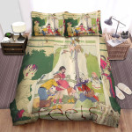 Animal Collective Band Feels Album Cover Bed Sheets Spread Comforter Duvet Cover Bedding Sets