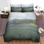 Animal Collective Band Crestone Album Cover Bed Sheets Spread Comforter Duvet Cover Bedding Sets
