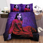 The Conjuring 2 Movie Art Bed Sheets Spread Comforter Duvet Cover Bedding Sets Ver 1