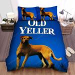 Old Yeller Movie Poster 3 Bed Sheets Spread Comforter Duvet Cover Bedding Sets