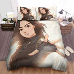 What If...? Sharon Carter Bed Sheets Spread Duvet Cover Bedding Sets