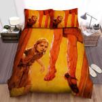 Let Me In (I) Movie Art 1 Bed Sheets Spread Comforter Duvet Cover Bedding Sets