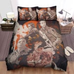 Overlord Poster Ver4 Bed Sheets Spread Comforter Duvet Cover Bedding Sets