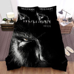 The Wolfman Look Bed Sheets Spread Comforter Duvet Cover Bedding Sets
