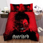 Overlord Red Blood Bed Sheets Spread Comforter Duvet Cover Bedding Sets