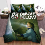 As Above, So Below Girl Bed Sheets Spread Comforter Duvet Cover Bedding Sets