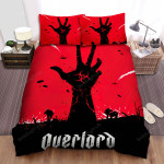 Overlord Hand Bed Sheets Spread Comforter Duvet Cover Bedding Sets