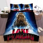 Lake Placid Movie Poster 4 Bed Sheets Spread Comforter Duvet Cover Bedding Sets