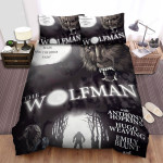 The Wolfman Shout Bed Sheets Spread Comforter Duvet Cover Bedding Sets