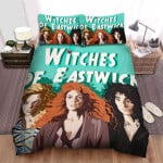 The Witches Of Eastwick Painting Art Bed Sheets Spread Comforter Duvet Cover Bedding Sets