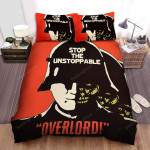 Overlord Soldier Bed Sheets Spread Comforter Duvet Cover Bedding Sets