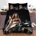 Grindhouse Gun Bed Sheets Spread Comforter Duvet Cover Bedding Sets