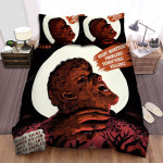 The Wolfman Red Bed Sheets Spread Comforter Duvet Cover Bedding Sets