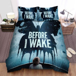 Before I Wake Movie Poster Ii Photo Bed Sheets Spread Comforter Duvet Cover Bedding Sets