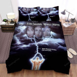 The Witches Of Eastwick Movie Poster 1 Bed Sheets Spread Comforter Duvet Cover Bedding Sets