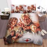 Red State Movie Digital Art  Bed Sheets Spread Comforter Duvet Cover Bedding Sets