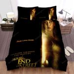 House At The End Of The Street Movie Poster Bed Sheets Spread Comforter Duvet Cover Bedding Sets Ver 7