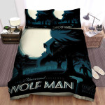 The Wolfman Art Bed Sheets Spread Comforter Duvet Cover Bedding Sets