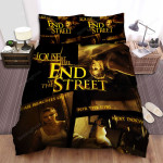House At The End Of The Street Movie Poster Bed Sheets Spread Comforter Duvet Cover Bedding Sets Ver 5
