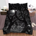 The Wolfman Forest Bed Sheets Spread Comforter Duvet Cover Bedding Sets