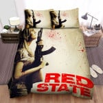 Red State Movie Poster 1 Bed Sheets Spread Comforter Duvet Cover Bedding Sets