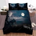 The Wolfman Moon 2 Bed Sheets Spread Comforter Duvet Cover Bedding Sets