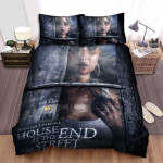 House At The End Of The Street Movie Poster Bed Sheets Spread Comforter Duvet Cover Bedding Sets Ver 2