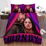 Mandy (I) Movie Art Bed Sheets Spread Comforter Duvet Cover Bedding Sets Ver 2