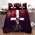 Red State Movie Poster 2 Bed Sheets Spread Comforter Duvet Cover Bedding Sets
