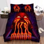 Mandy (I) Red Movie Art Bed Sheets Spread Comforter Duvet Cover Bedding Sets Ver 3