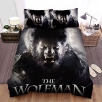 The Wolfman Wolf Bed Sheets Spread Comforter Duvet Cover Bedding Sets