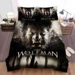 The Wolfman Poster Ver2 Bed Sheets Spread Comforter Duvet Cover Bedding Sets