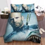 The Meg Human And Shark Bed Sheets Spread Comforter Duvet Cover Bedding Sets