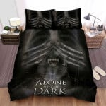 Alone In The Dark Movie Poster Vi Photo Bed Sheets Spread Comforter Duvet Cover Bedding Sets